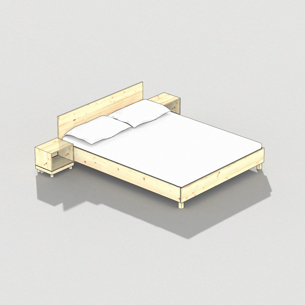 DIY-BED