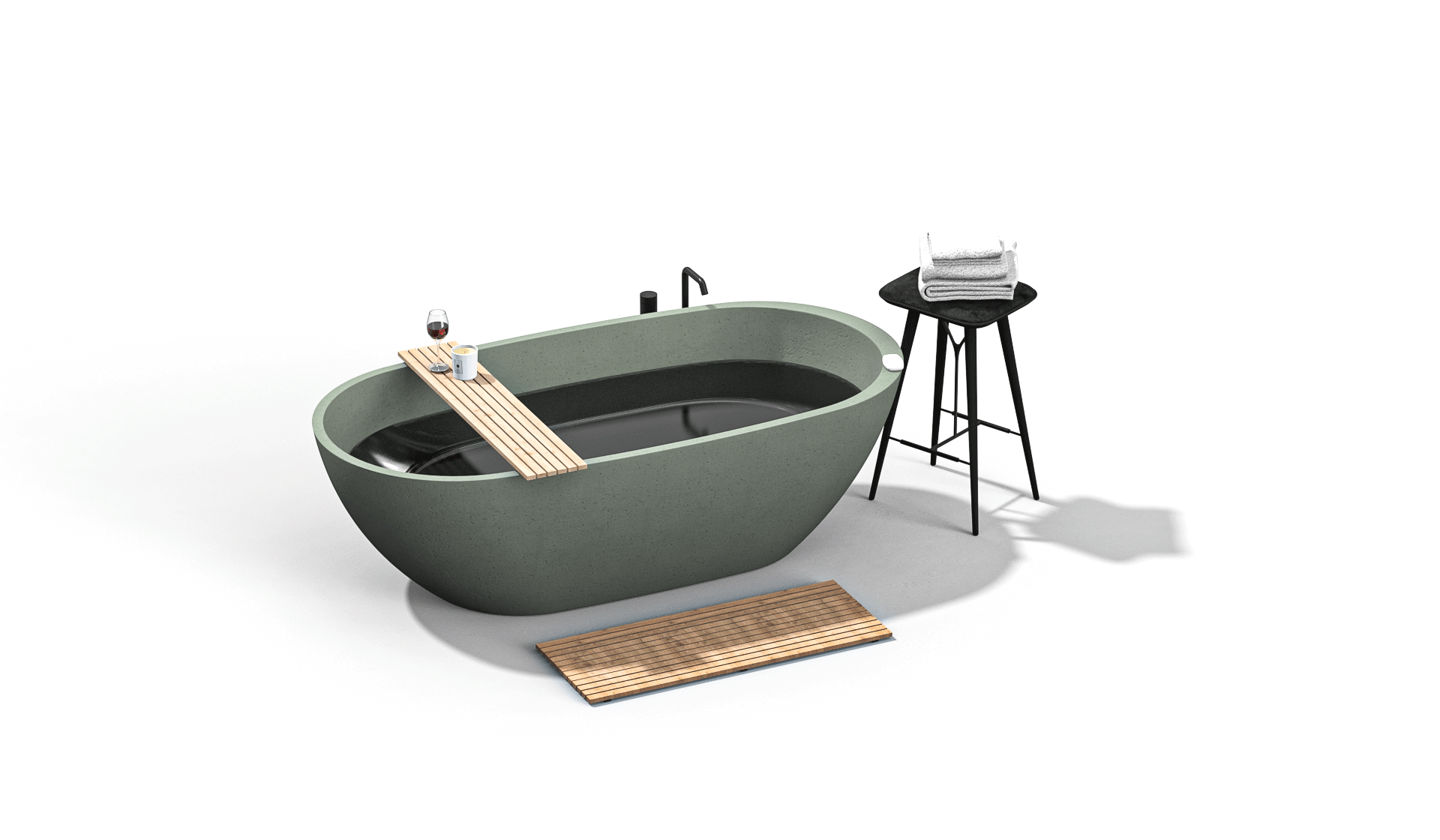 Rotoiti Bath